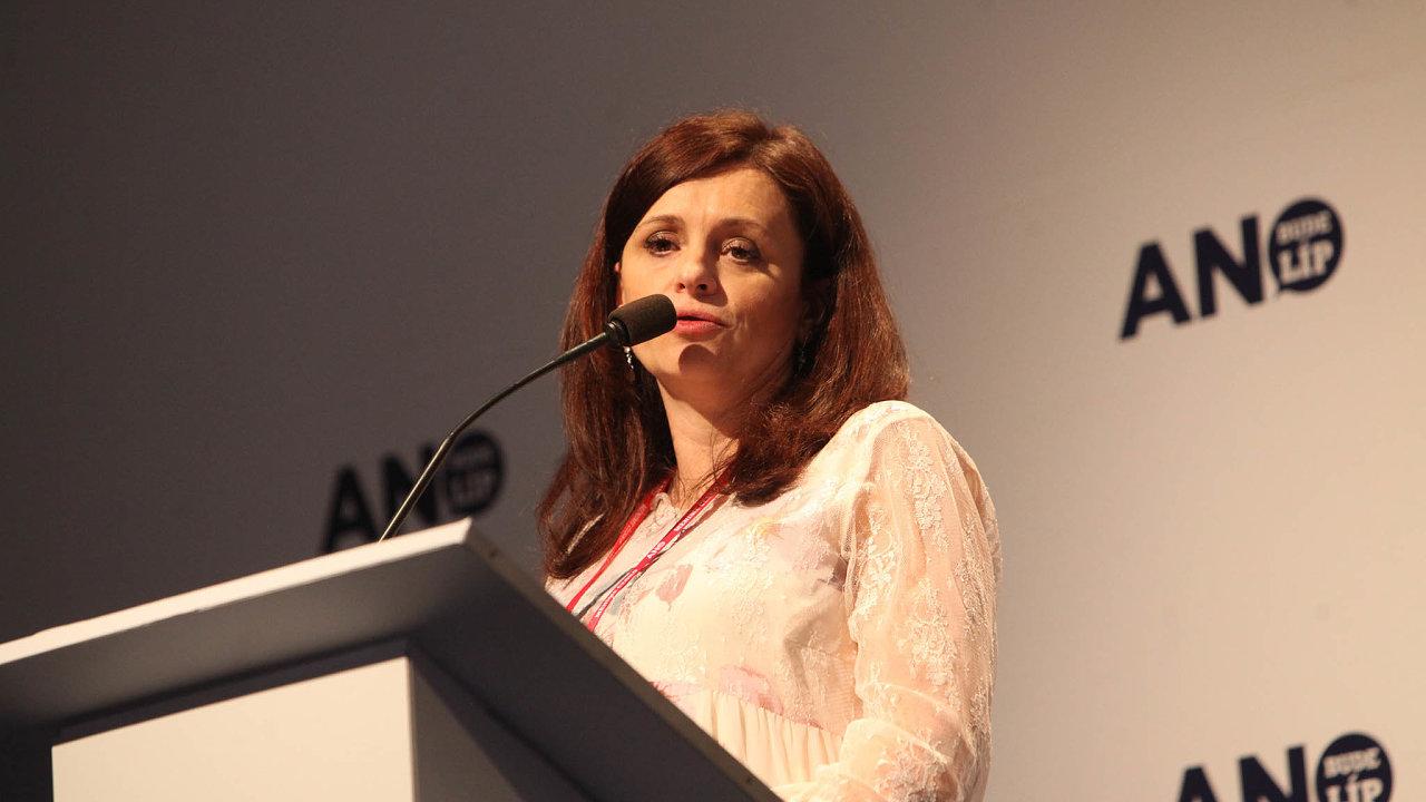 SBabišem je odzačátku: Středočeská hejtmanka Jaroslava Pokorná Jermanová byla vletech 2013 až 2017 místopředsedkyní sněmovny. Včele kraje je odroku 2016.