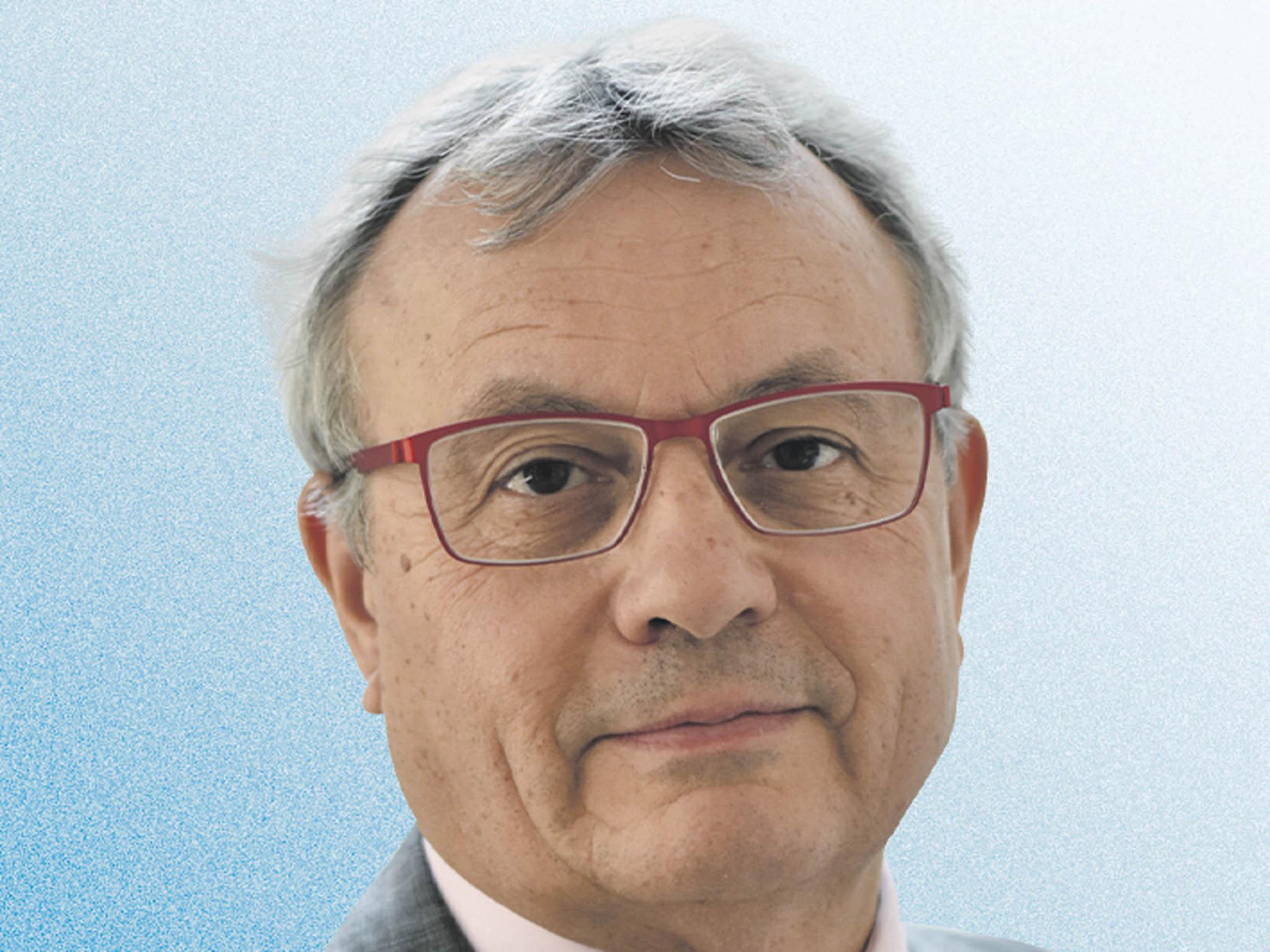 Vladimír Dlouhý, prezident Hospodářské komory ČR