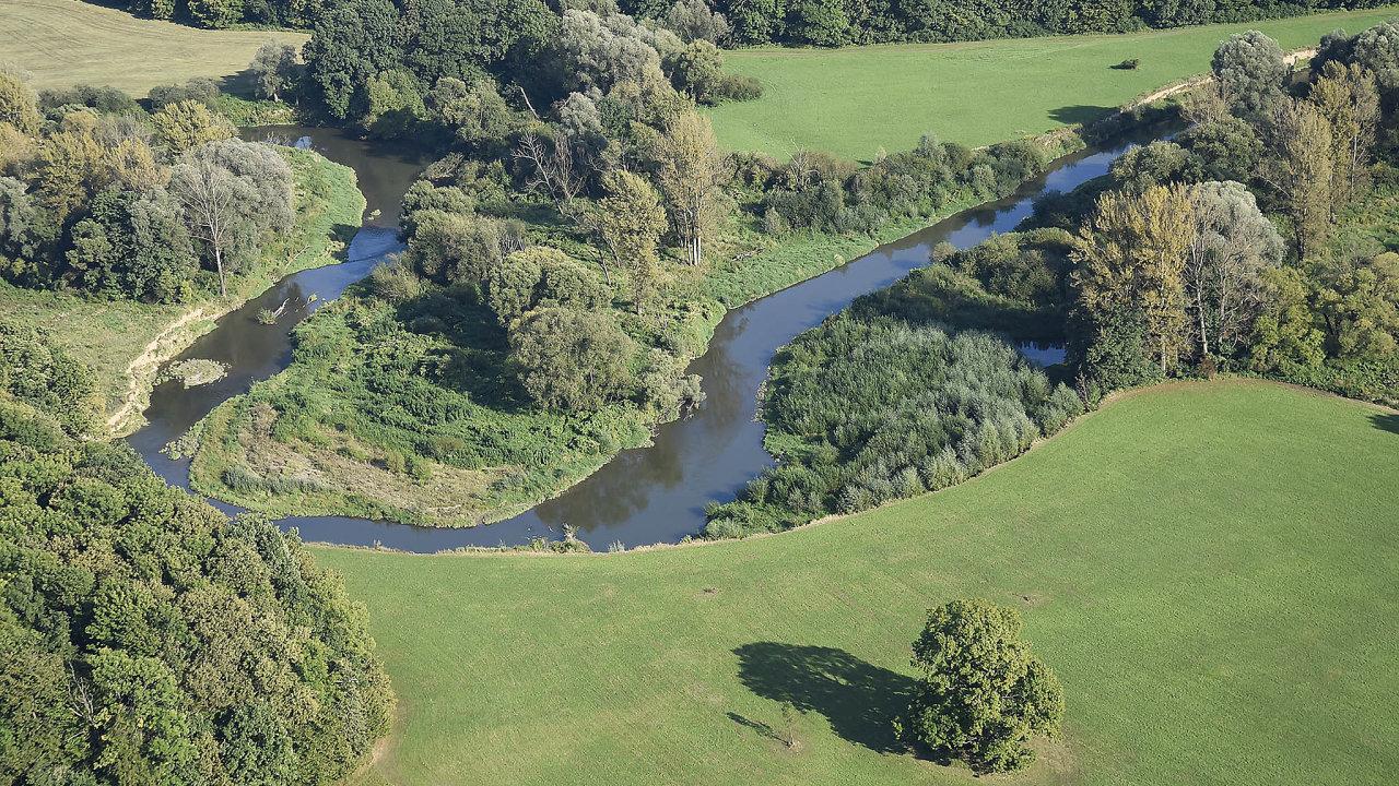 Jak skončí Odra? Meandry řeky Odry mezi Ostravou-Svinovem ahranicemi sPolskem.