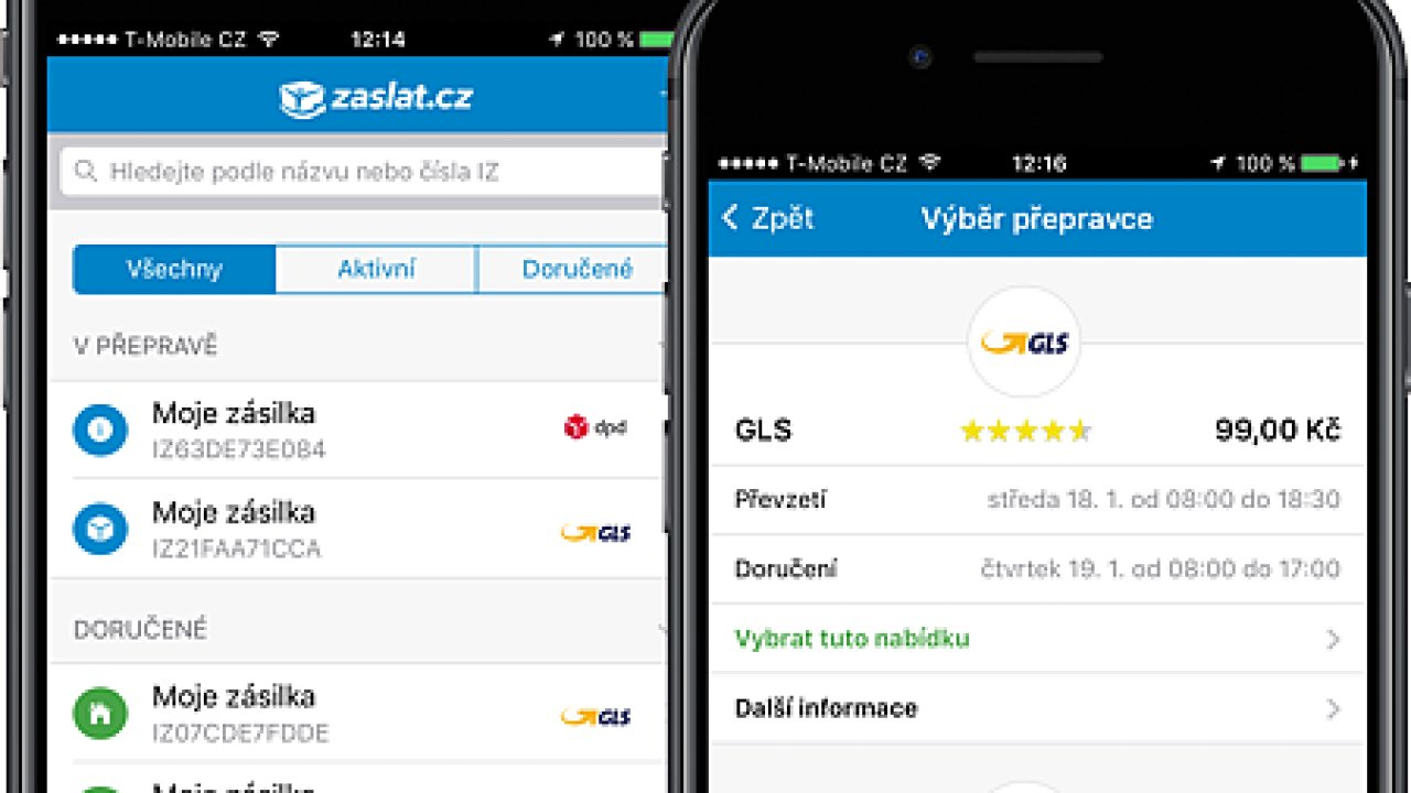 Zaslat.cz zprostředkovává srovnání cen přepravy zásilek od balíčků po palety po Česku i Evropě.