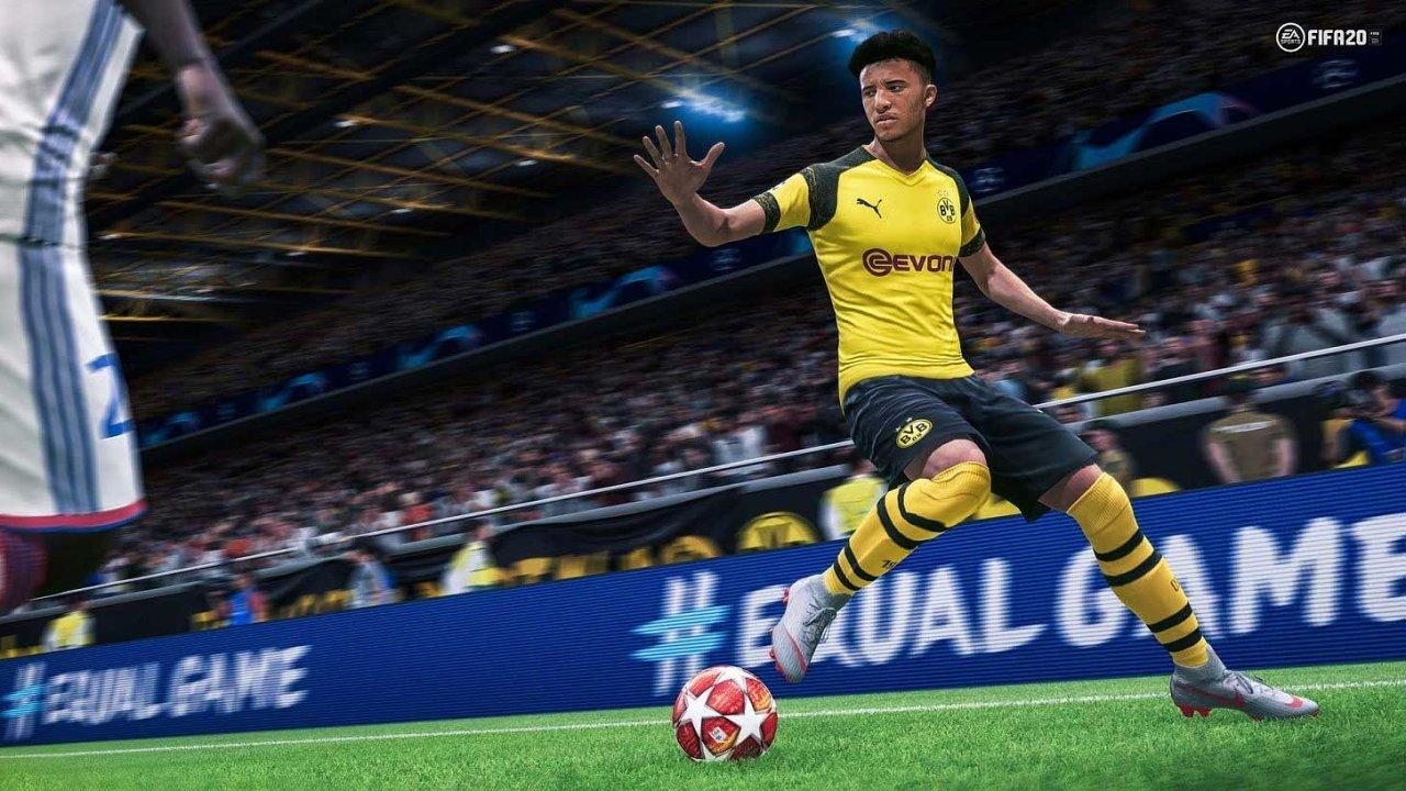FIFA 20 mění styl hry.