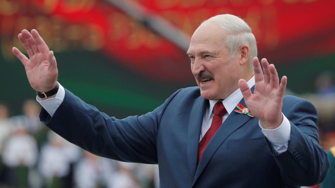 Bělorusko, Alexandr Lukašenko
