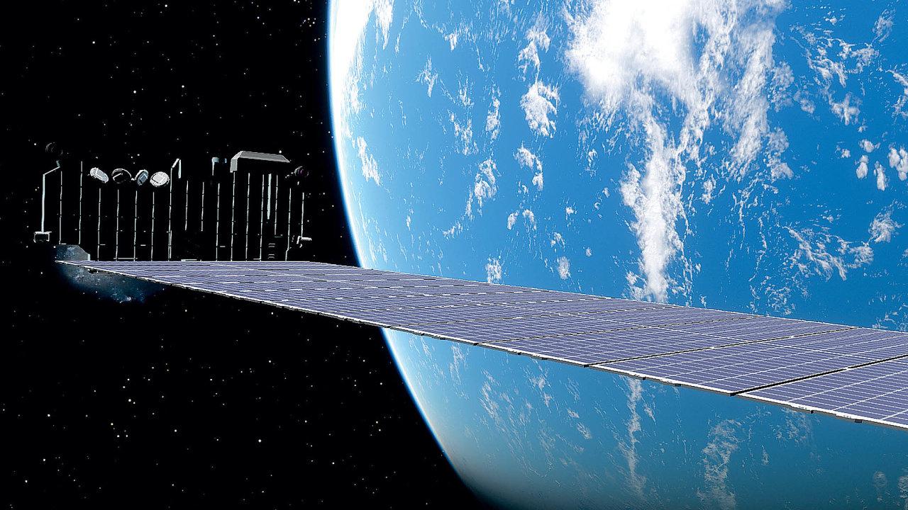 Muskova společnost Starlink, jež vynáší naoběžnou dráhu Země družice schopné doručovat lidem vysokorychlostní data, plánuje pokrytí Česka vroce 2022.
