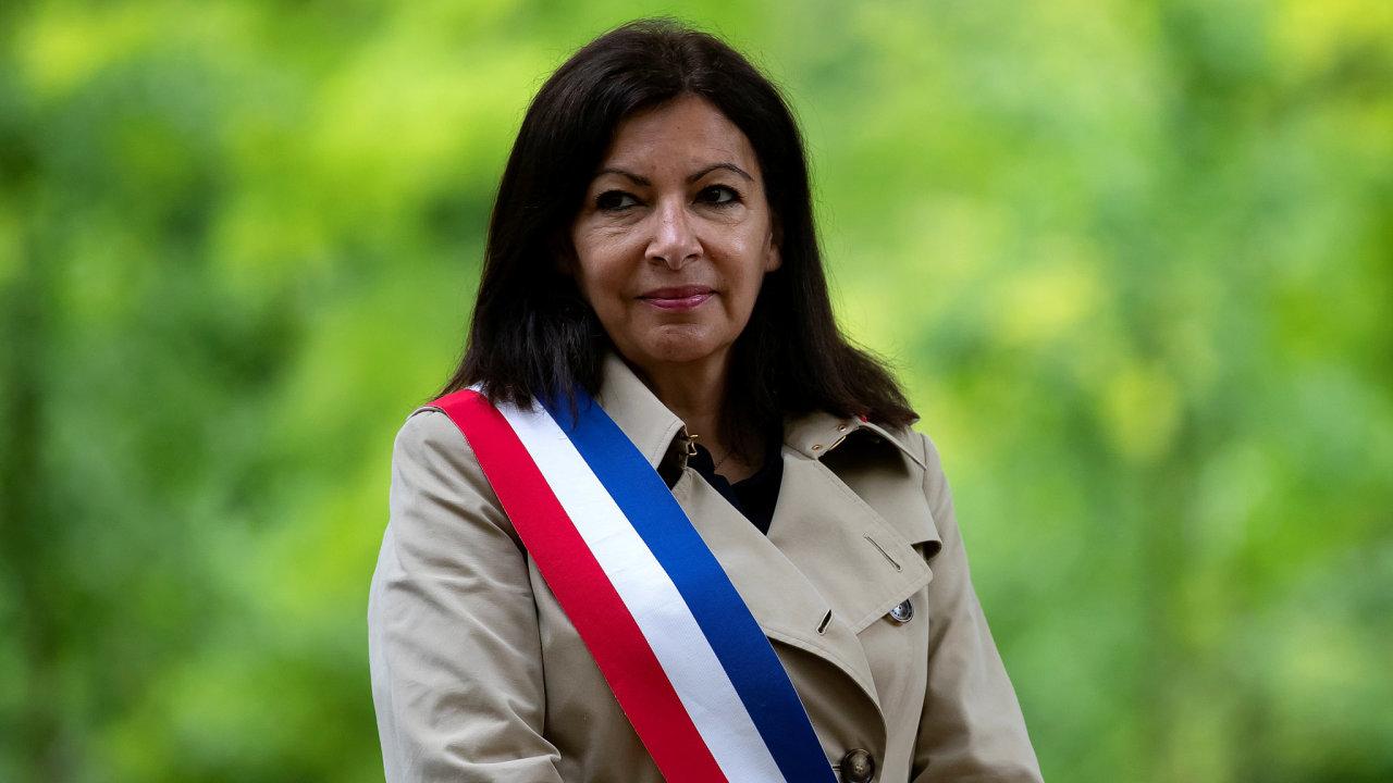 Anne Hidalgo, starostka, Paříž, Francie