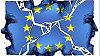 Krize euroz�ny, ilustra�n� foto