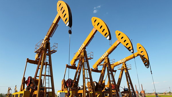 Sv�tov� ceny ropy po �tern�m n�r�stu ve st�edu op�t zam��ily dol�.