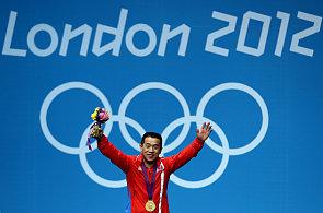 LONDON LONDON OLYMPICS WEIGHTLIFTING MEN 664
