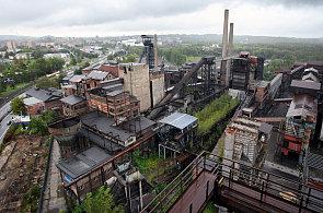 Pleskot vytvořil industriální Hradčany v Ostravě, z plynojemu je katedrála kultury