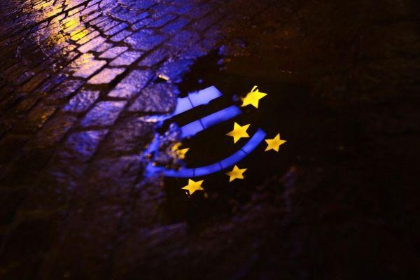 Symbol eura. Snímka: Reuters