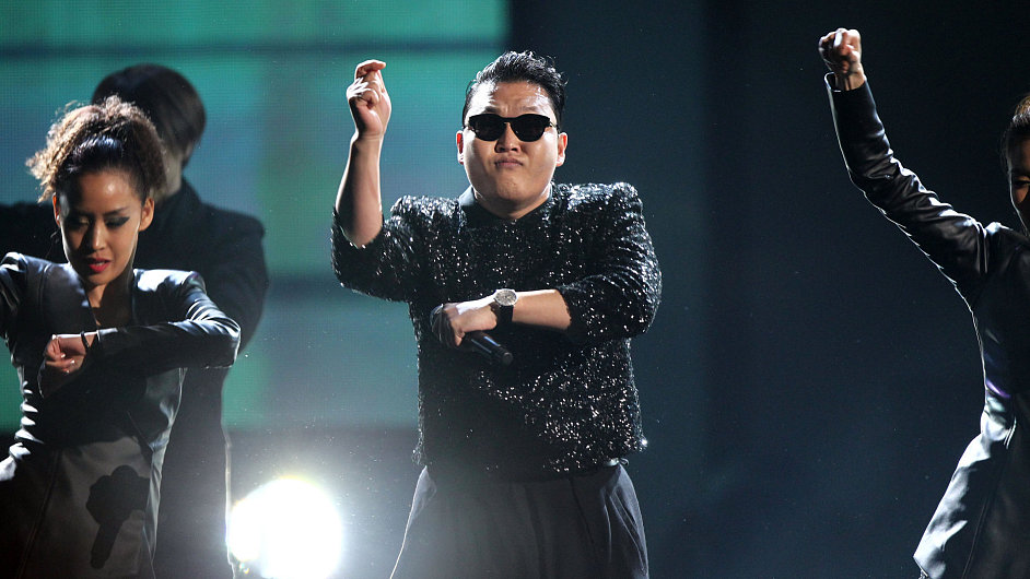 Rapper PSY - Gangnam Style