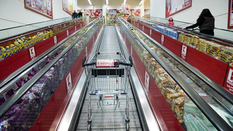 Nízká míra koncentrace na maloobchodním trhu v Česku  je v evropském srovnání unikátní.