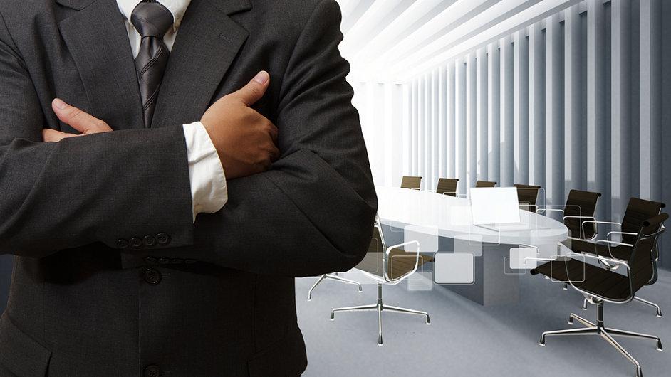 Bankéř, ilustrační foto