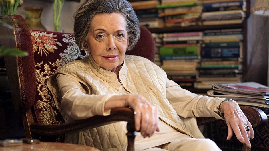 Jiřina Jirásková by se v únoru dožila dvaaosmdesáti let.