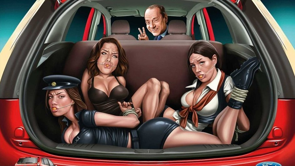 Reklama na vůz Ford Figo