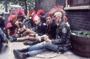 Punks – one of many tribes