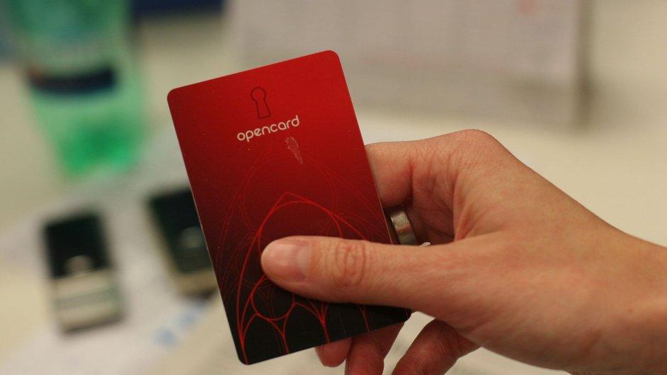 Opencard, ilustrační foto