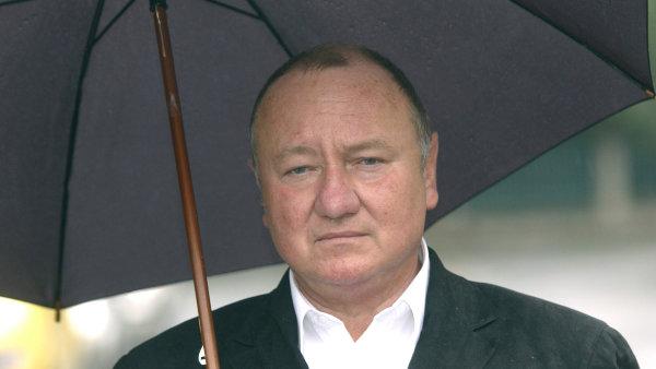 Vítězslav Jandák, bývalý ministr kultury