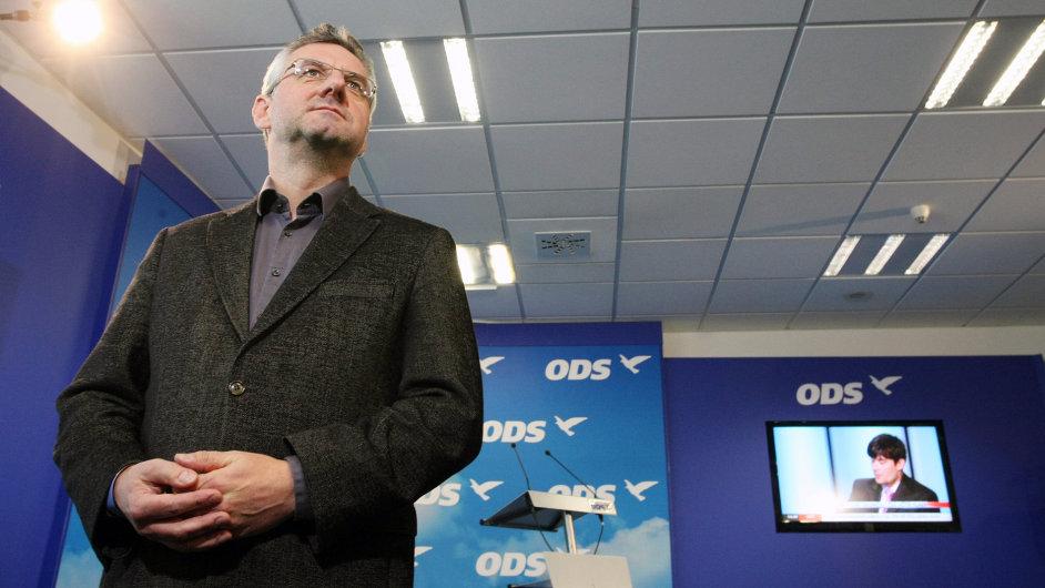 Jan Zahradil, europoslanec ODS
