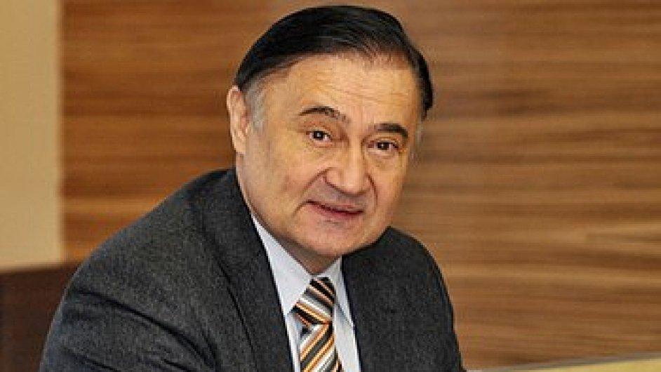 Senátor Vladimír Dryml.