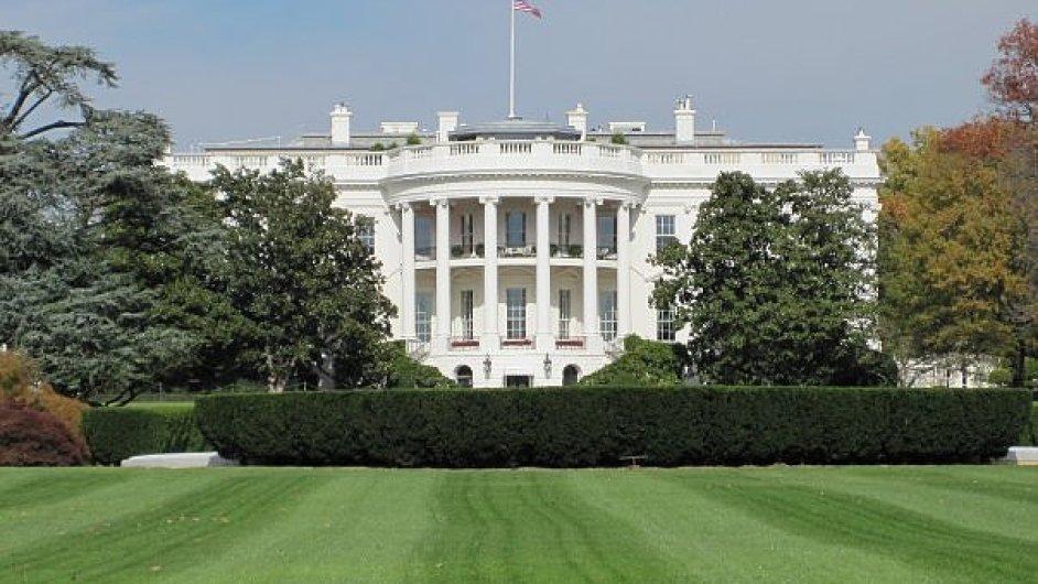 Bílý dům – ilustrační foto