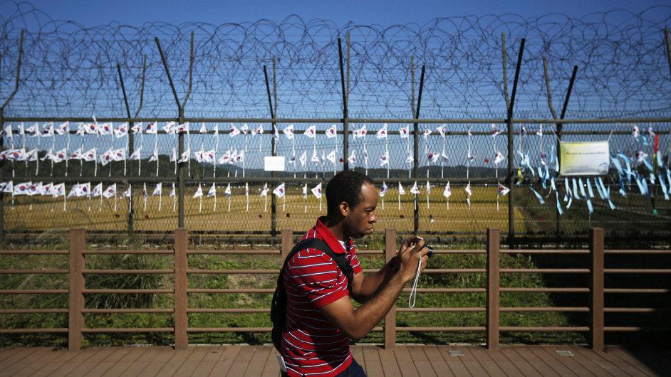 Turismus v demilitarizované zóně, Korea