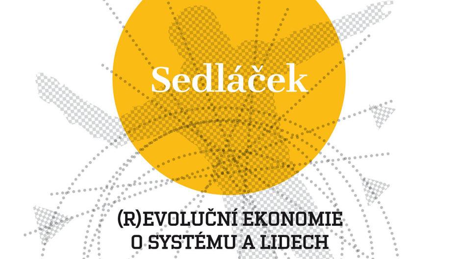 Obálka knihy (R)evoluční ekonomie.