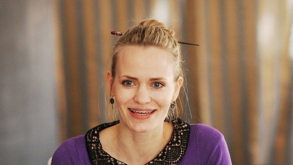 Aet Rahe, estonská ředitelka informačních systémů