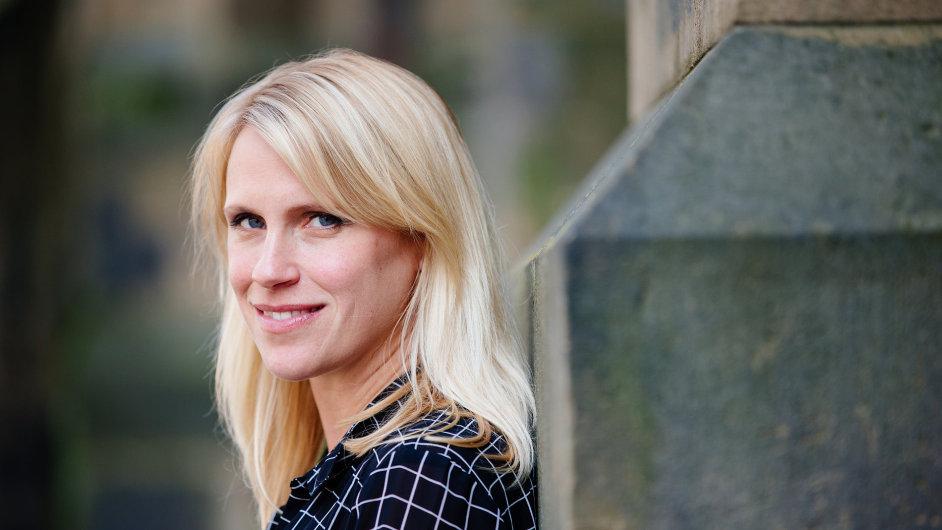 Dana Poul-Graf, ředitelka globální komunikace v DHL IT Services