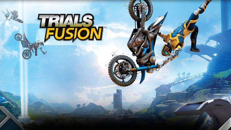 Grafika k videohře Trials Fusion