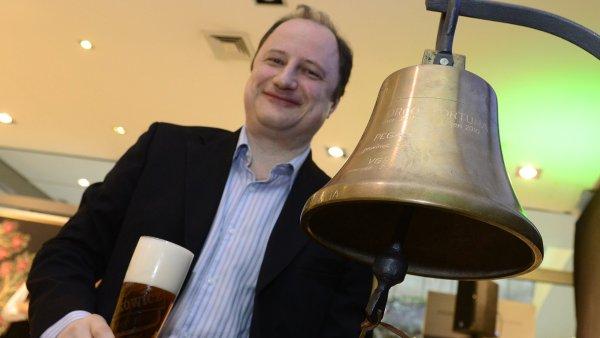 Zdeněk Radil kupuje 79,4 procenta podílu pivovarů Lobkowicz za téměř 2 miliardy korun.