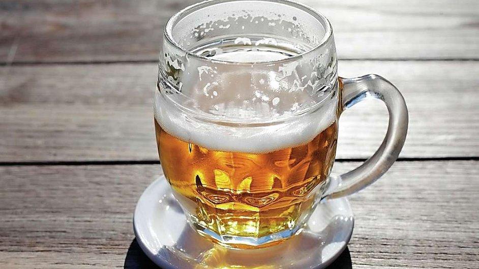 Spotřeba piva opět roste