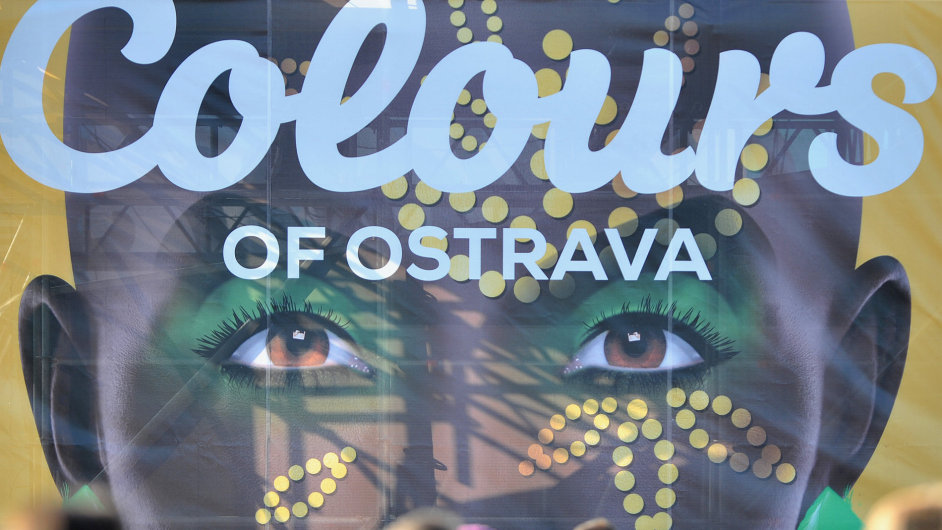 Colours of Ostrava 2014