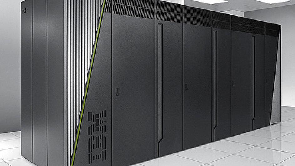 Superpočítač Sequoia od firmy IBM