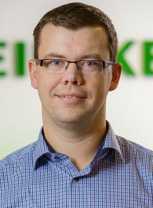Aleš Zachoval, ředitel logistiky a distribuce společnosti HEINEKEN Česká republika