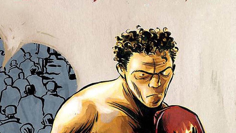 Židovský boxer Herck Haft díky zápasům pořádaným esesáky přežil.