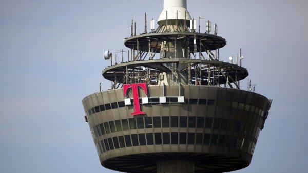 Slovak Telekom provozuje mobilní služby společnosti T-Mobile. Ilustrační foto