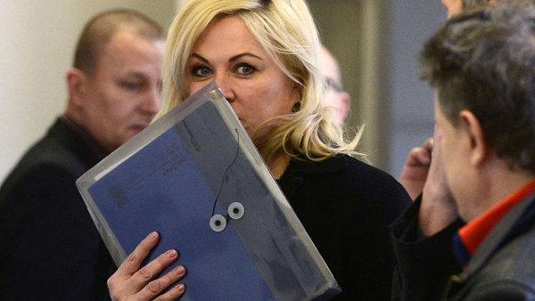Na soudkyni Královou byla podána už druhá kárná žaloba kvůli kauze Nagyové (na fotografii) - Ilustrační foto.