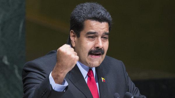Venezuelský prezident Maduro pokračuje v dekretové praxi, kterou k vládnutí využíval i jeho předchůdce Hugo Chávez.