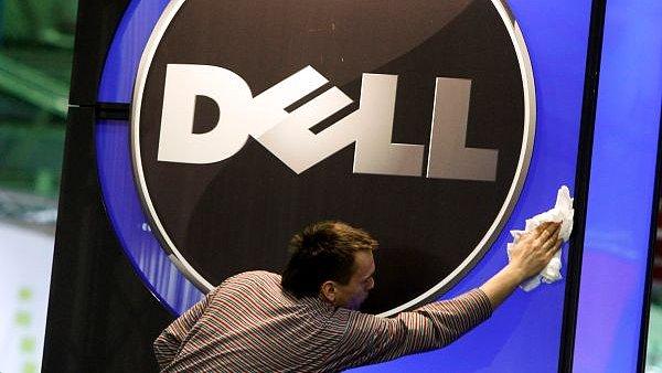 Americký technologický gigant Dell.