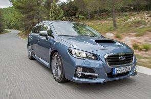 Vyber mi auto: Subaru Levorg odveze rodinu i pobaví