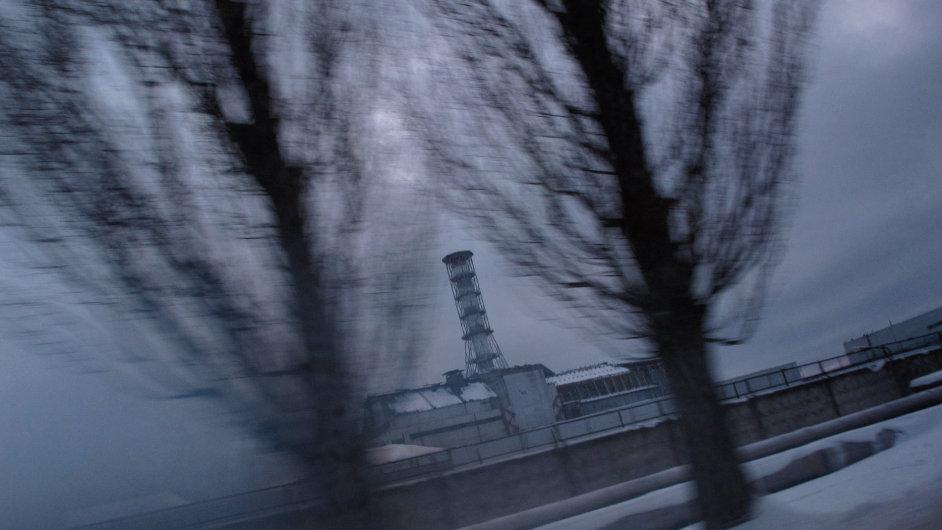 Snímek z výstavy fotografa Václava Vašků.
