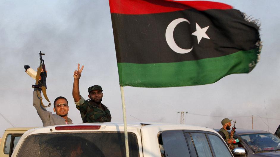 Oslavy ve městě Tripolis