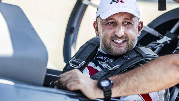 Petr Kopfstein je matematik a podnikatel. Nyní bude pilotem v Red Bull Air Race.