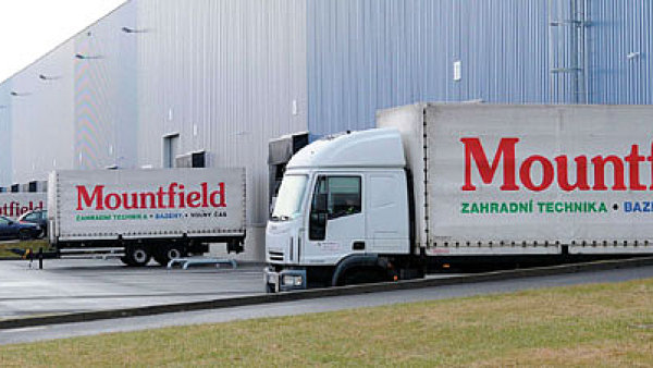 Mountfield - ilustra�n� foto