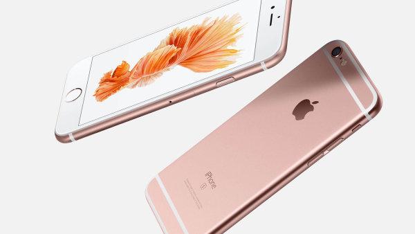 Sharp vyrábí displeje pro iPhony.