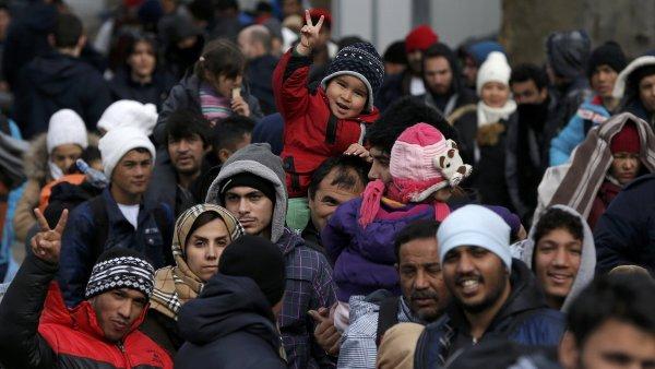 Do Řecka přišlo od začátku roku téměř 77 tisíc migrantů - Ilustrační foto.
