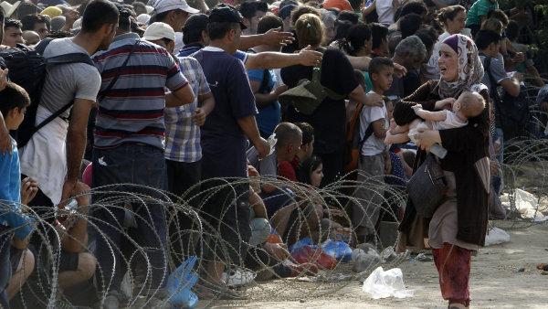 Evropsk� unie d� Makedonii na pomoc s migrac� dal�� miliony eur.