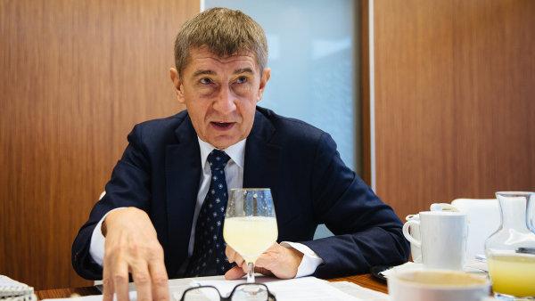 Kontrolní hlášení je pro Andreje Babiše spolu s EET jednou z priorit jeho šéfování na ministerstvu financí.
