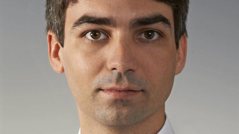 Jakub Seidler, hlavní ekonom ING Bank.