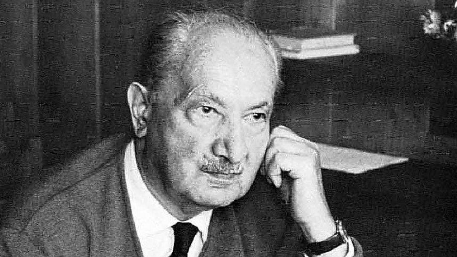Martin Heidegger zemřel 26. května 1976, přesně před čtyřiceti lety.